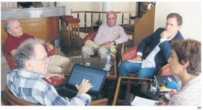 Reunião com a Federação Nacional dos Médicos